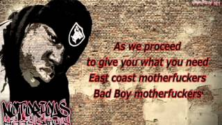 [HQ] The Notorious B.I.G. - Who Shot Ya ? (Lyrics O.S.)