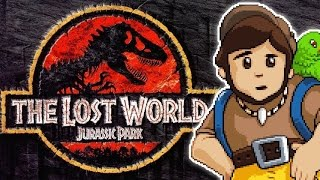 Jurassic Park: The Lost Potential - JonTron (re-upload)
