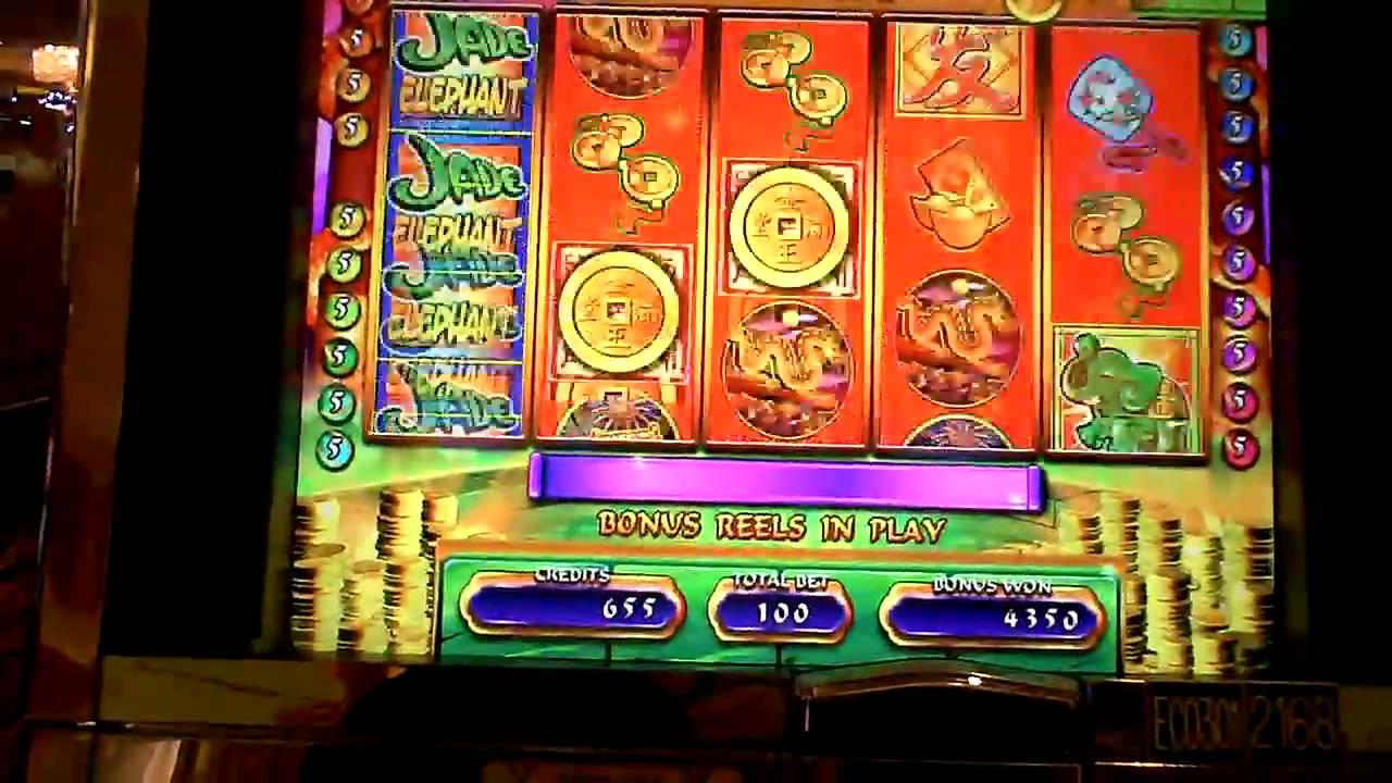 Jackpots Tagged With Jade Elephant