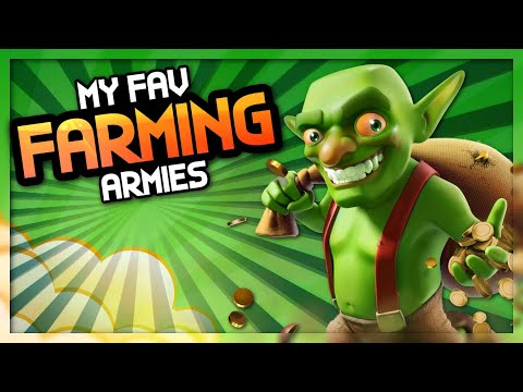 THE BEST TH11 Farming Strategies - FARM TO MAX - Clash of Clans