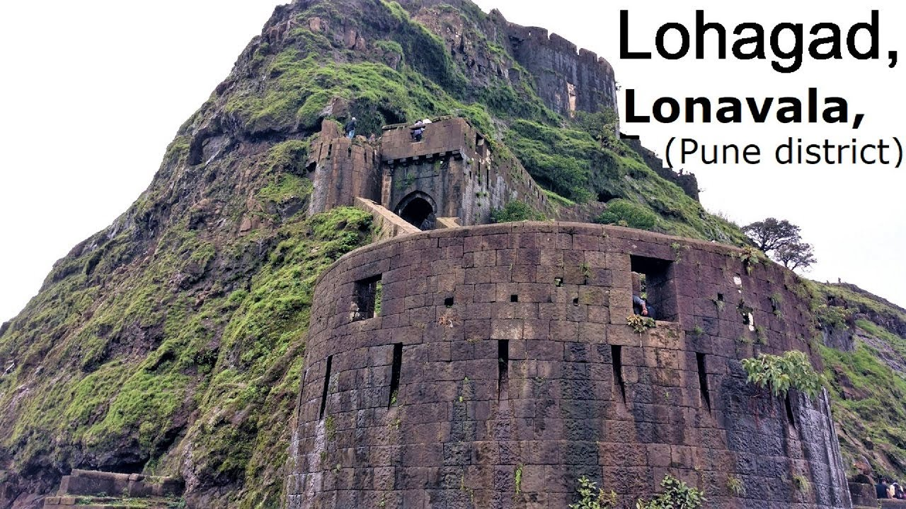Image result for Lohagad Fort