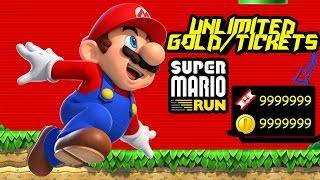 Super Mario Run Hack - Free Unlock All Levels! [Android/iOS]