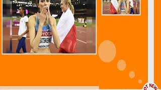 First Gold For Russian Neutrals As Lasitskene Retains High Jump Title