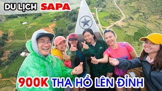 SAPA VIETNAM TRAVEL ▶ Discover FANSIPAN LEGEND with Cheap Prices