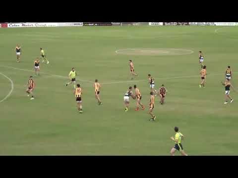 Rd 1 - Colac Kick Ins vs Leopold