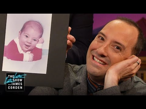 Baby Pictures w/ Tony Hale & Maisie Williams