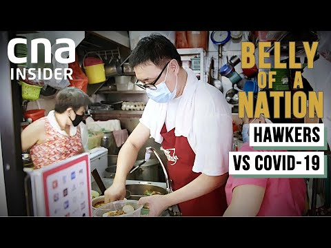 How Singapore's Favourite Hawkers Survived The COVID-19 Lockdown | Belly Of A Nation 2 | Part 3/4