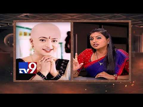Roja sees her morphed pictures on social media?    Watch in Encounter! - TV9