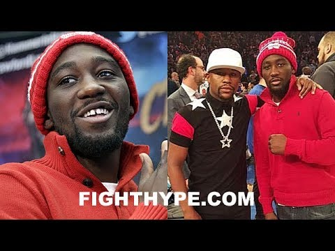 """TERENCE CRAWFORD CHECKS LOMACHENKO COMPARISON TO MAYWEATHER AT 130: """"CUT THE STUPID TALK"""""""