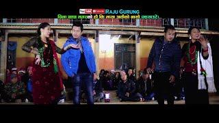 Hauki Maya Arkaiko hak wala    Nepali jhyaure song   Raju Gurung Ramji Khand & China Thapa Magar HD