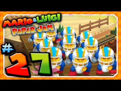 Mario and luigi paper jam part 27 chargin 39 chuck for 13 20 paper jam check rear door