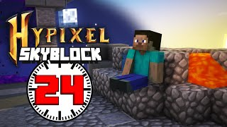 i played Hypixel Skyblock for 24 hours...
