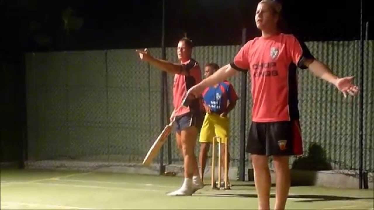 pdca 2 backyard cricket tournament unofficial video youtube