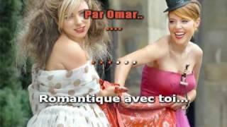 Romantique avec toi-Alain Delorme ( Lyrics )