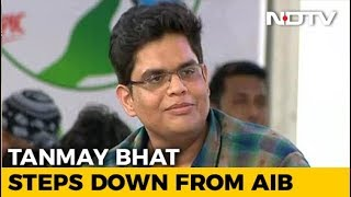 Comedian Tanmay Bhat To