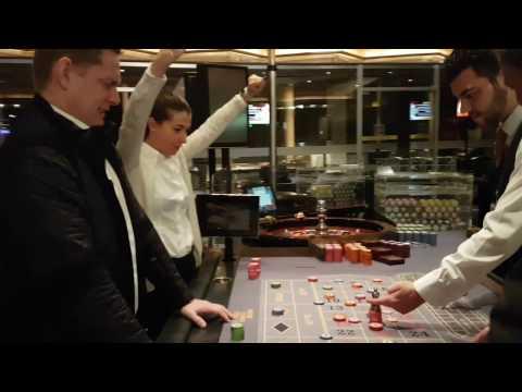Mannequin Challenge im Grand Casino Bern