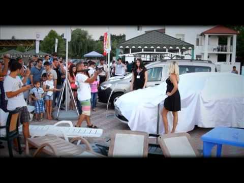 Caspian Motor-Show 2014 in Autograph TV