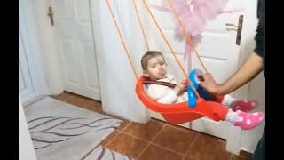 çocuklar ve bebekler için Salıncak, Nasıl Kurulur,salıncak nasıl yapılır, evde salıncak yapımı