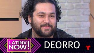 Deorro Pica junto con Elvis Crespo y Henry Fong Latinx Now! Entretenimiento