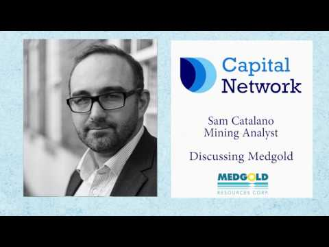 Capital Network's Sam Catalano on Medgold Resources Corp