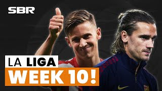 <b>La Liga</b> Week 10 Football Match Tips, Odds & Predictions (2020-21 ...