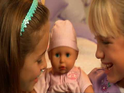 My first Baby Annabell Pusinky - YouTube