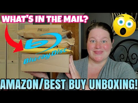 Download Amazon and Best Buy Blu-ray Unboxing!!!! *wait until you see this!*   What's In The Mail?