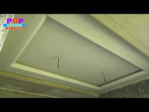 Pop False Ceiling Design Pop False Ceiling Pop Fall Ceiling Design Bedroom Youtube