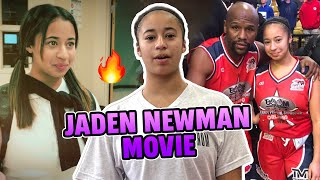 Jaden Newman Stars In Her Own MOVIE! Drives A LAMBORGHINI And Shows Off SNEAKER COLLECTION 🔥
