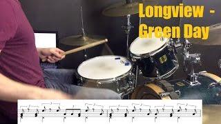 Longview Drum Tutorial - Green Day