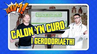 Calon yn curo... i gerddoriaeth! | Boom! | Heart rate and music facts!