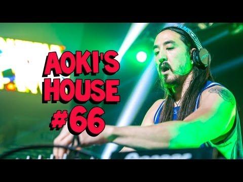 Aoki's House on Electric Area #66 - Azari & III Remixes