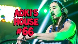 Download Aoki's House on Electric Area #66 - Azari & III Remixes MP3 song and Music Video