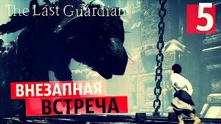 УБИВАЕТ НЕ ПАДЕНИЕ ● Last Guardian #5 [PS4Pro]