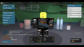 Roblox Phantom Forces CTE #1 Road To BT