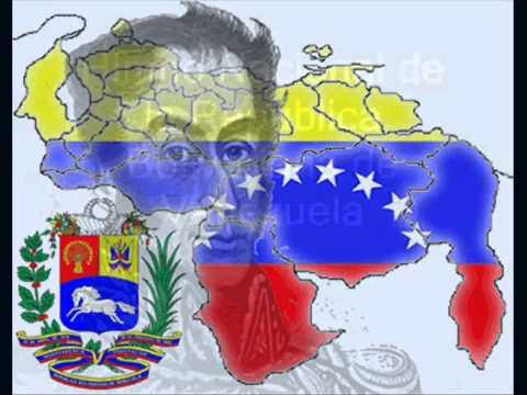 Símbolos Patrios de Venezuela - YouTube
