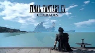 Final Fantasy XV Comrades Multiplayer O Início Criando o meu personagem