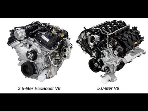 2017 F 150 3 5 Liter Ecoboost Vs 0 V8 Granger Ia Ford Dealer You