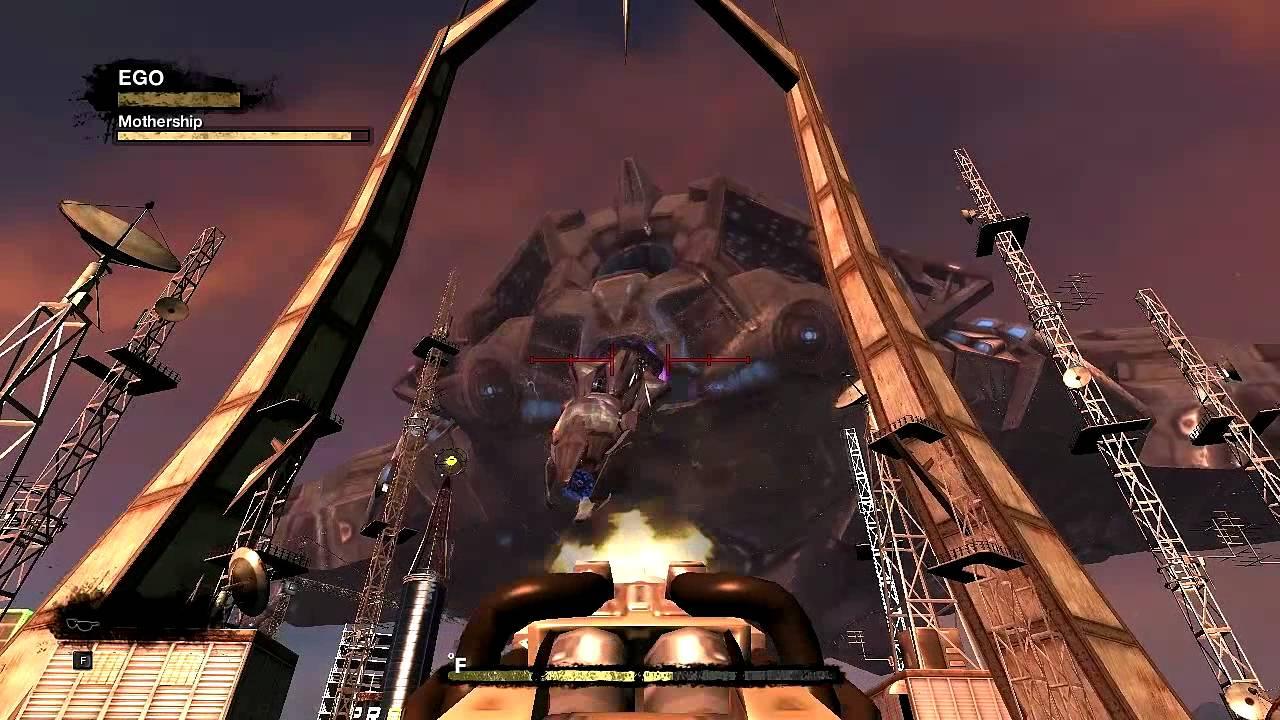 Duke Nukem Forever Walkthrough Part 1 Mothership Gameplay Gameplay Duke Forever