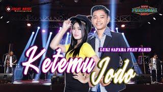 Ketemu Jodoh - Luki Safara Feat Farid (Official Video Music)