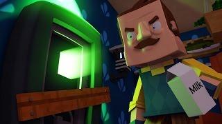 Minecraft | Hello Neighbor - NEW UPDATE! (Hello Neighbor in Minecraft)