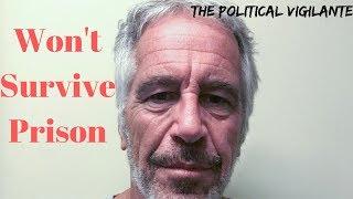 Jeffrey Epstein's Black Book Will Get Him Killed — The Political Vigilante