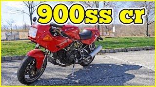 Regular Car Reviews: 1998 Ducati 900ss cr
