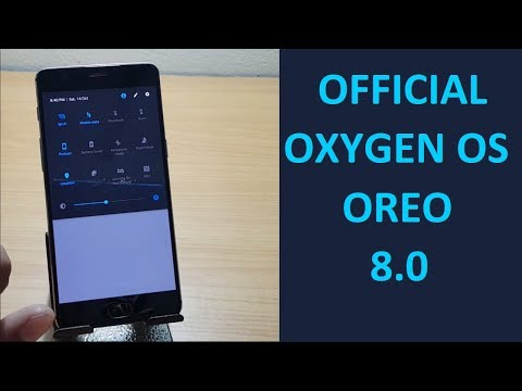 Oxygen OS OREO Official Android 8.0 for ONEPLUS 3/3T!!!!!!!