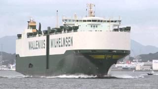 TURANDOT - Wallenius Wilhelmsen vehicles carrier
