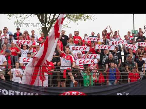Fans Des S.C. Fortuna Köln (März 2014)