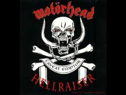 Motörhead Hellraiser