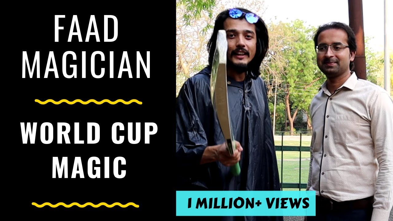 Download FAAD MAGICIAN- WORLD CUP MAGIC | RJ ABHINAV