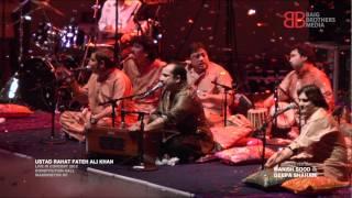 "Ustad Rahat Fetah Ali Khan Live in Concert ""Dum Mast Qalandar Mast"""