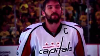 Pittsburgh Penguins vs. Washington Capitals Game 6 Opening Montage
